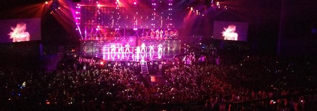 Beyoncé @ O2 Credit Ciara Moore